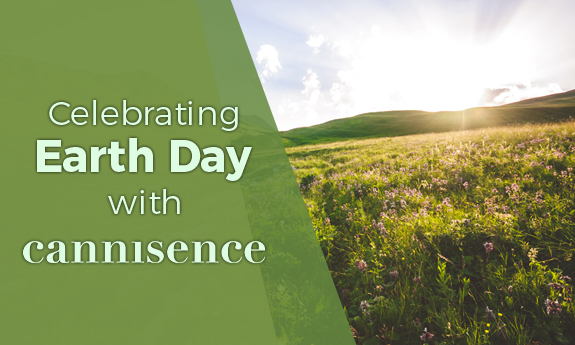 Celebrating Earth Day with Cannisence